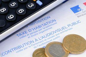 payer la taxe d'habitation