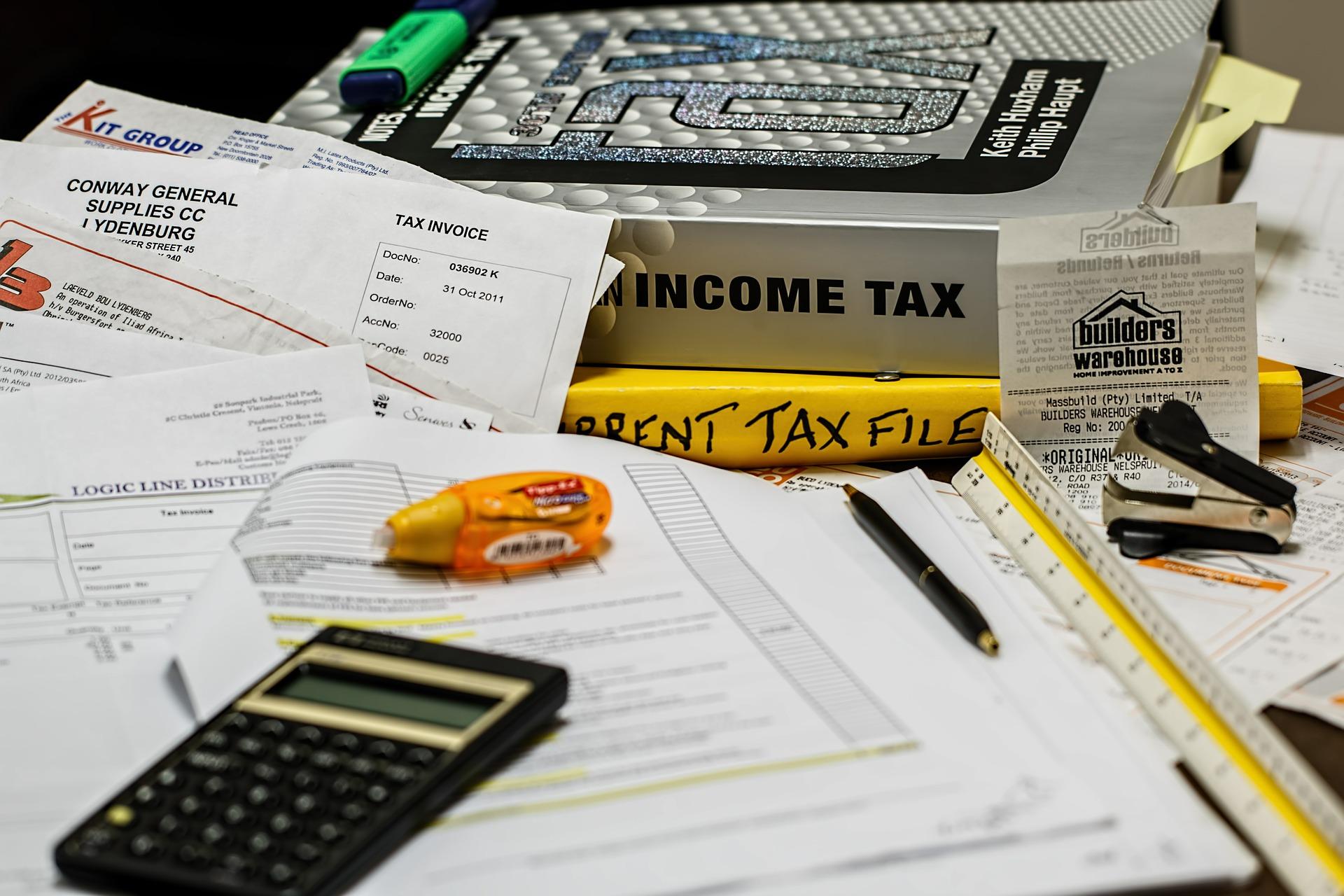 Les principaux impôts existant en France